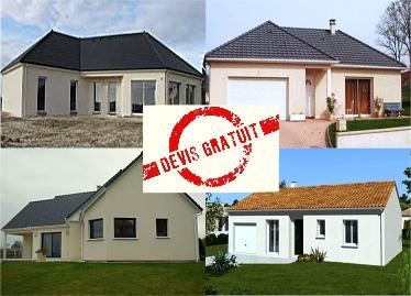 Contraintes avantages et devis de maison plain pied devis construction maison for Devis de construction de maison